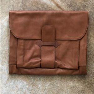 Other - Men's leather portfolio bag